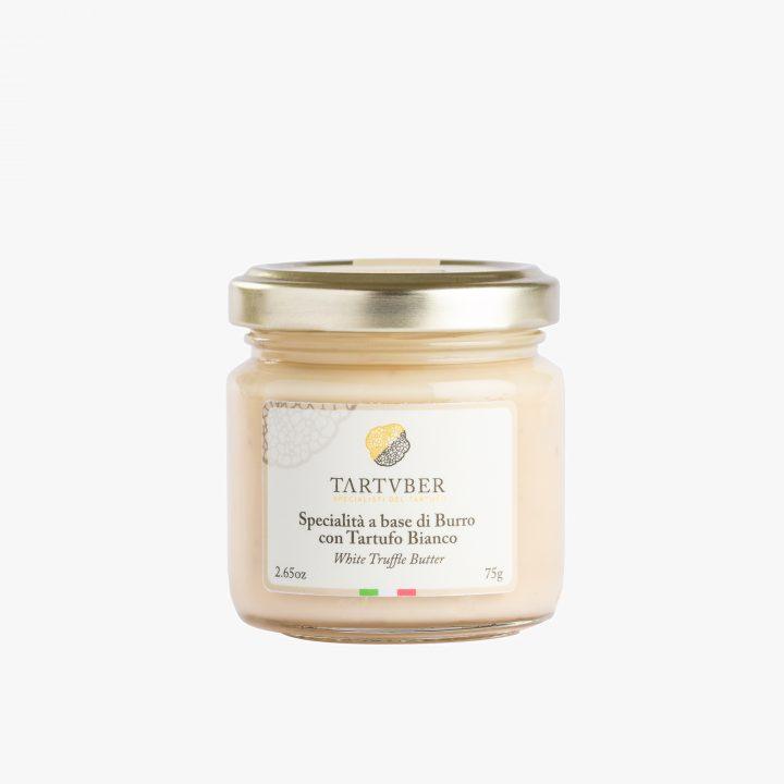Butter cream with White Truffle - Tartuber