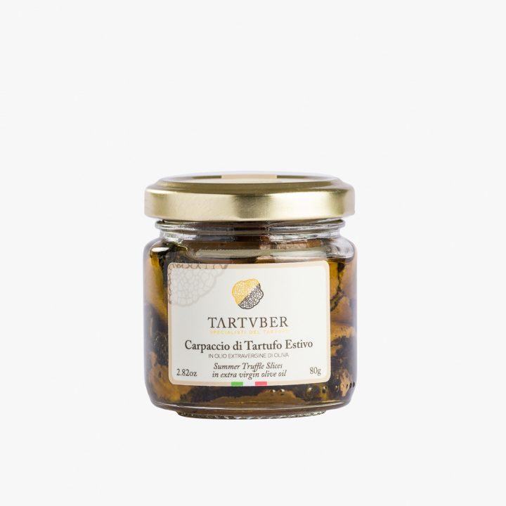 Summer Truffle Carpaccio - Tartuber
