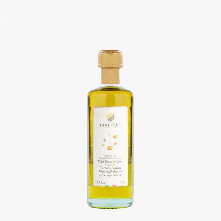 Olio al tartufo bianco 55 ml - Tartuber