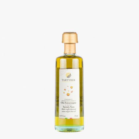 Olio Extravergine aromatizzato al Tartufo Nero 55 ml