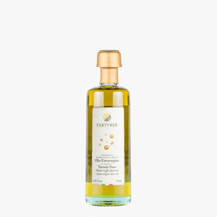 Extra-virgin Olive Oil with Black Truffle 55 ml - Tartuber