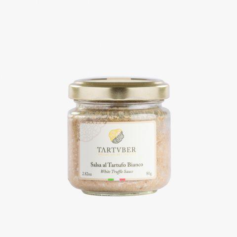 Salsa al tartufo bianco - Tartuber