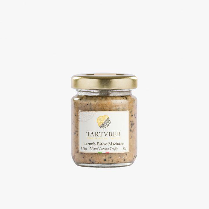 Minced Summer Truffle 50g- Tartuber