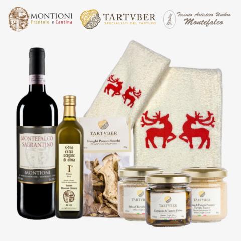 Strenne Natalizie-Natale in Umbria Oro