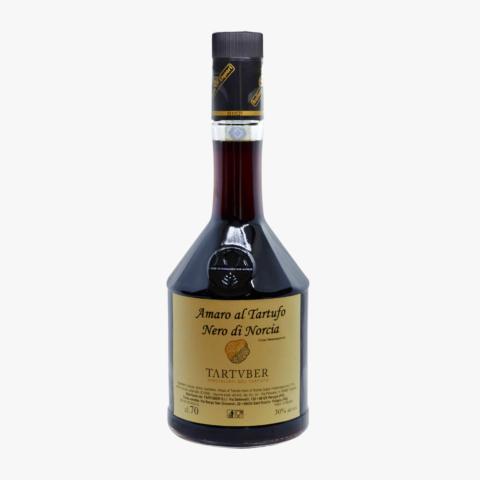 amaro al tartufo nero pregiato di Norcia 70cl – Tartuber