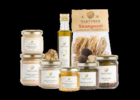 Prodotti a base di tartufo italiano - Tartuber